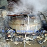 Hautement abrasifs Effcient Brown l'alumine fondue