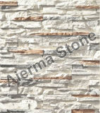 Interior WallおよびExterior Wall Cover (ABC-00)のためのオフホワイトのBrick White Brick Thin Brick Veneer