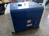 5kw Single Cylinder Super Silent Electric Start Diesel Generator