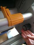 Mefu máquina fria quente lateral dobro ou única de Mf1700f2 do laminador da laminação com cortador