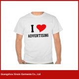 T-shirts bon marché en gros d'usine pour les hommes pour la promotion (R77)