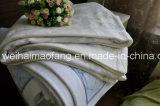 Coperta pura di tessitura di stampa del cotone di 100% (NMQ-CB011)