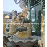 Fontaine de Madame Stand Flouring Stone Sculpture (SY-F057)