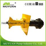 Abfluss, der Mineralaufbereitenvertikale Schlamm-Pumpe handhabt
