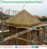 Costruito nella barra delle Maldive tradizionale della capanna del ricorso di stile del Thatched-Tetto