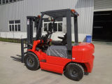 2.5ton Compact DesignedのセリウムCertified Forklift