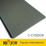 Voleibol al aire libre pisos de PVC (C-CY005GR)