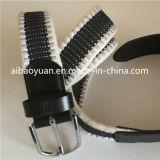Cinghia anelastica con i fori degli occhielli, inarcamento rotondo della cinghia di nylon