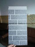 Панель сандвича металла внешней стены декоративная изолированная выбитая