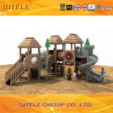 Equipamento ao ar livre do campo de jogos das crianças do parque de diversões (2014NL-00901)