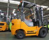 Triplex Mast Diesel van 1.8 Ton Vorkheftruck met ZijVerschuiving