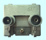 5-1000MHz tomas de pared TV (SHJ-TWS015)