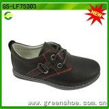 Chaussures occasionnelles d'enfant neuf chaud de Saling (GS-LF75303)