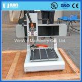 La publicité à bas prix mini CNC routeur pour la gravure sur bois en aluminium en laiton