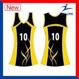 Healong diseñador de ropa deportiva de alta calidad de impresión digital de tinte Baloncesto Jersey