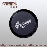 54L ABS Black Coat Button