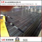 油をさされた黒い長方形の空セクション管