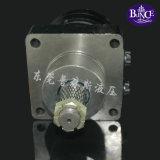 Cone-Shaft 31,75 mm, 4 orificios de montaje de la rueda de la brida de Omer375-Wst4rb Motor hidráulico