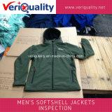 Мужской куртки куртки инспекционной службы контроля качества в бедной, Цзяньси