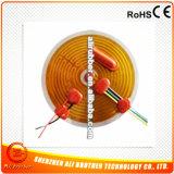Runde flexible elektrische Polyimide Heizung der Form-220*220mm 220V 400W