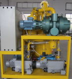 Planta da purificação de petróleo do transformador do vácuo elevado