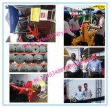 ISO9001 de gediplomeerde Tractor Gesleepte Verspreider van de Meststof voor Verkoop