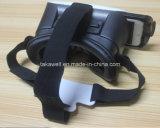 Gioco/film del cartone di Google del casco di vetro di realtà virtuale 3D di caso di Vr di versione della casella 2.0 di Vr di alta qualità per 3.5-6.0 pollici Smartphone