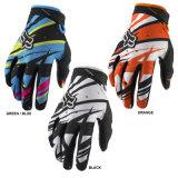 La guida alla moda di motocross mette in mostra i guanti per la corsa (MAG22)