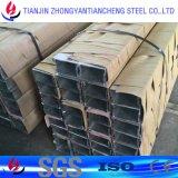 6061 6063 7075 Profil en aluminium avec la surface peinte dans l'emballage du papier