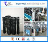 HDPE/Kurbelgehäuse-Belüftung Brücken-vorgespannte Rohr-Herstellungs-Maschine/Strangpresßling-Zeile