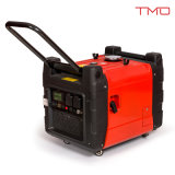 電気および遠隔開始を用いる静かな携帯用ガソリン式インバーター発電機を実行する3000W