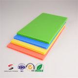 Strato ondulato materiale della plastica di Coroplast pp Correx