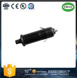 12V Male Car Cigarette Lighter Plug sem conector de fusível, titular da lâmpada do carro, isqueiro automotivo, auto isqueiro, isqueiro, carregador de carro