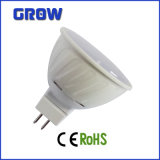 7W GU10 / farol de LED MR16 (GR631)