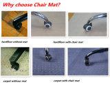 机椅子のマットのカスタム机椅子のマット