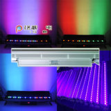 27LEDs*3W RGB/RGB 3in1/White/UV imperméabilisent la lumière de rondelle de mur de DEL
