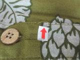 식물 Mens Pacjac/Penrose 검사 셔츠 QC와 검사 서비스