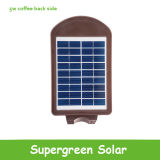 Energía Solar al aire libre el radar de microondas Jardín de luz del sensor de movimiento
