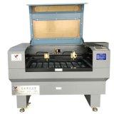 De Machine van het Knipsel en van de Gravure van de Laser van Co2 van de hoge snelheid voor Stof/Acryl