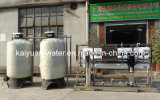 逆浸透の純粋な飲料水の処理場6000lph