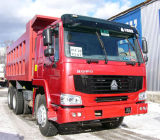 Sinotruk HOWO 8*4 Hochleistungsspeicherauszug-/Kipper-Lastkraftwagen mit Kippvorrichtung für Verkauf