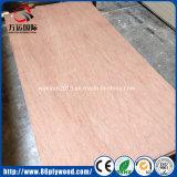base comercial chapeada Bintangor del álamo de la madera contrachapada de los muebles de 18m m