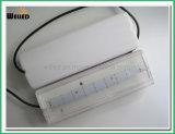 Indicatore luminoso Emergency effettuato 8With8W della paratia del LED