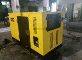 Gerador Diesel silencioso da fábrica 5kw de China do certificado do Ce (hy5500DGS)