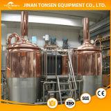 Het Rode Bier van uitstekende kwaliteit van de Ambacht van het Koper Commerciële brouwt Systeem