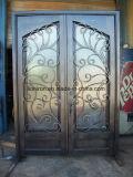 Migliore portello esterno fatto a mano del ferro saldato per la Camera