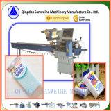 De servo DrijfMachine van de Verpakking van het Schuim van de Was van het Type Automatische (swsf-450)