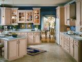 新しいデザイン純木の食器棚のホームFurniture#194
