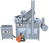 Charbon/gaz - alimenté faisant frire la machine
