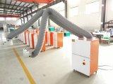 L'estrattore/collettore del fumo di saldatura con indicatore luminoso e funziona facilmente